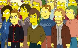 Sigur Rós in Simpson form